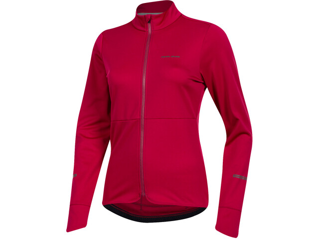 PEARL iZUMi Quest Thermo Jersey Damen beet red